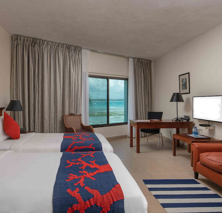 Superior Twin Room in Best Western Coral Beach Hotel